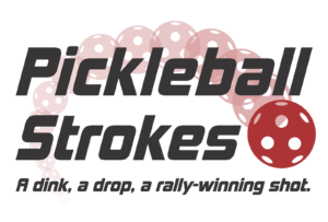 Pickleball Strokes Logo 1600